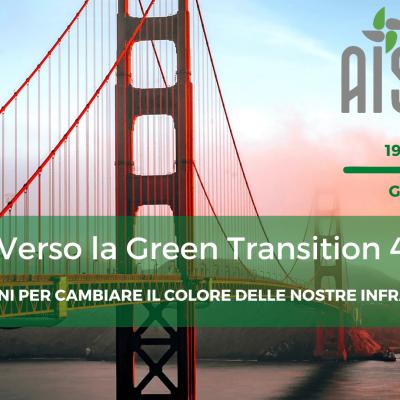 """19/5/2021 – """"Verso la Green Transition 4.0"""""""